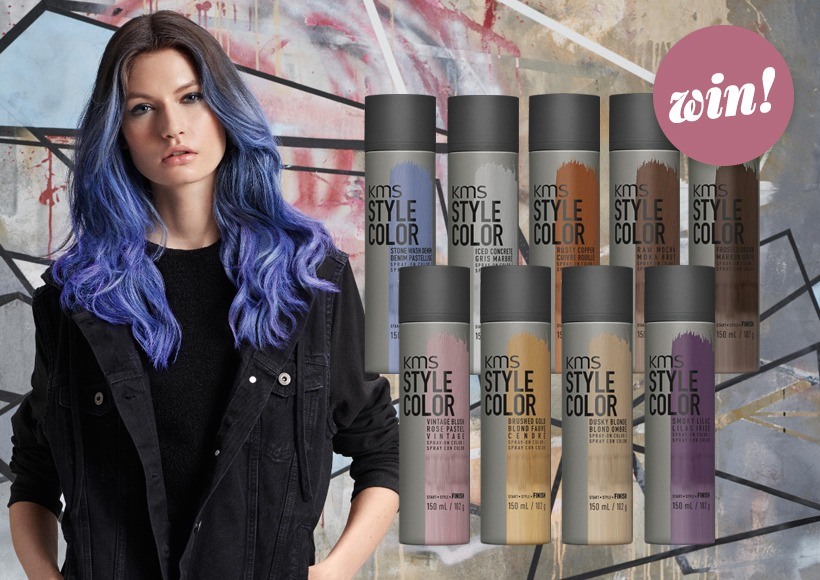 Win KMS Style Color set