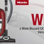 Win Miele Blizzard Cat & Dog Vacuum Cleaner