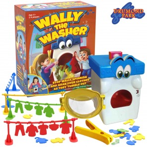 Win Wally the Washer table-top games