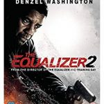 The Equalizer 2 Blu-ray