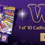 Win Cadbury selection box