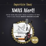 Win Christmas prizes