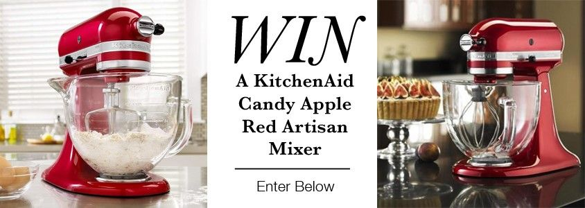 Win KitchenAid Mixer