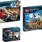Win Lego Harry Potter bundle