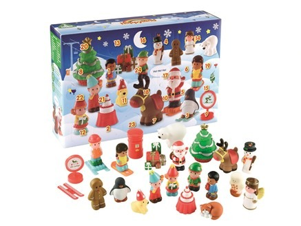 Win a Happyland Advent Calendar from Mothercare