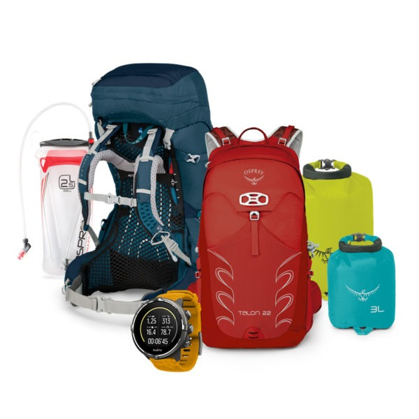 Win an adventure technology bundle