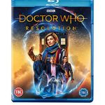 Doctor Who Resolution Blu-ray