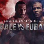 Win DeGale v Eubank Jr tickets