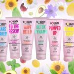 Win Noughty haircare products