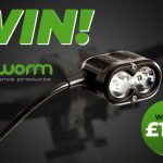 Win a 1700 lumen Gloworm X2 light