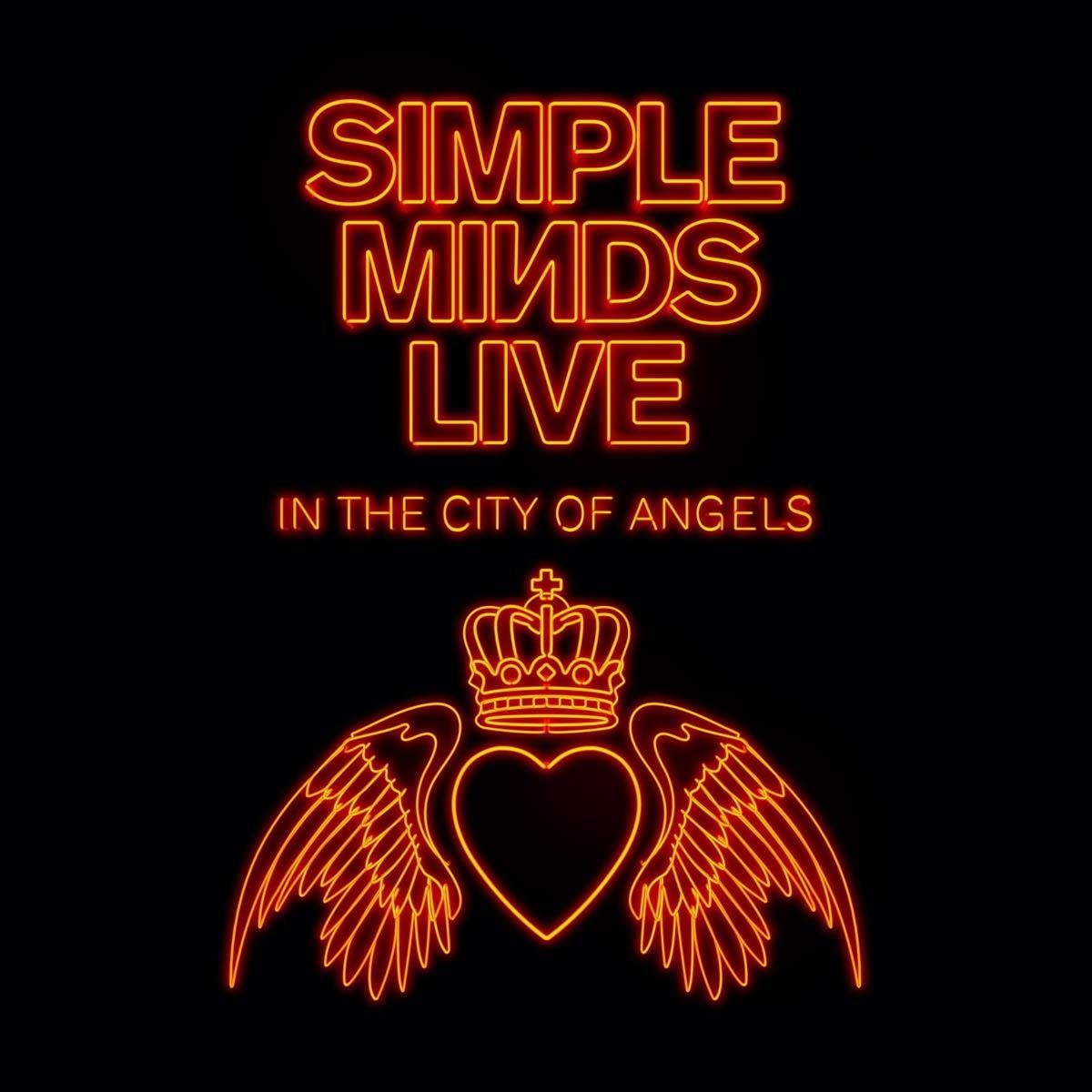 Simple Minds Live In The City Of Angels