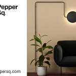 Win a designer ambient wall light from Pepper Sq