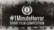 #1MinuteHorror Short Film Competition 2019