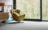 Win Alternative Flooring Wool Jiggle carpet worth £1000
