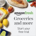 Amazon Fresh FREE 30 day Trial – Available in London, Surrey, Hertfordshire, Hampshire and Bedfordshire