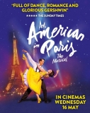 Win a Pair of Tickets to see An American in Paris – The Musical in Cinemas