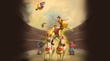 Wins Ticket to see Astley's Astounding Adventures – New Vic Theatre, Newcastle