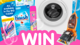 Win a Bosch Washing Machine and a VAX Carpet Cleaner