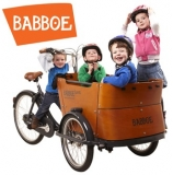 Win a Babboe Curve worth £1799 pounds