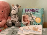 Win 6 Packets of Bambo Nappies in Any Size