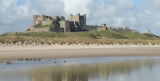 Win two family passes to Bamburgh Castle, Northumberland