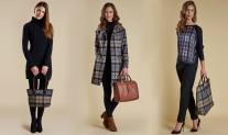 Win £500 spend on Barbour Tartan Collections