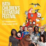 Win a day out at Bath Children's Literature Festival 2019