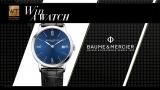 Win a Baume & Mercier Classima Watch worth £700