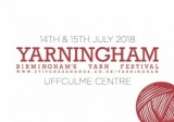 Win Tickets To Yarningham – Birmingham Yarn Festival