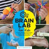 Win Brain Lab For Kids & Brick Building 101 Books