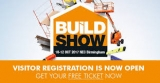 Free tickets to the Build Show, NEC Birmingham