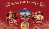 Win instant prizes with Cafe Rouge Pass the Parcel