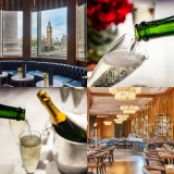 Win a champagne dining experience by The London Eye