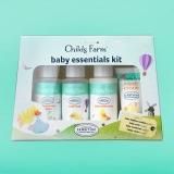 Win Child's Farm Baby Essentials Kit (Twitter)