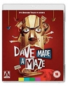 Win Dave Made A Maze on Blu-ray, plus limited edition T-shirt and more