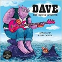 Win a Dave The Lonely Monster picture book and print