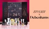 Win Debenhams beauty advent calendar