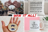 Win £60 Worth Of Disney Goodies