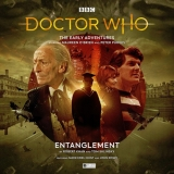 Win Doctor Who: Entanglement audio drama CD