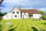 Win a spa break at Eckington Manor Hotel, Worcestershire