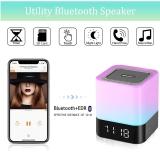 Win Elecstars Bluetooth Speaker with Night Light