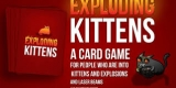 Win the highly-strategic Exploding Kittens card game!