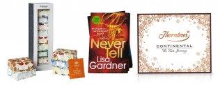 Win a bundle of books, a box of chocolates and a Whittards tea set