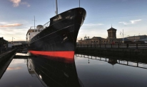Win a stay aboard a luxury floating hotel in Edinburg