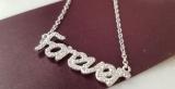 Win the Forever Necklace, as seen on BBC1 show The Split