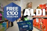 Free £100 Aldi Voucher – Become an Aldi Mystery Shopper