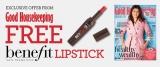 Free Benefit Lipstick