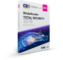 Free Cyber Security Software: Bitdefender TOTAL SECURITY 2018