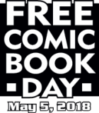 Free Comic Book Day May 5th: Get a FREE Comic Book!