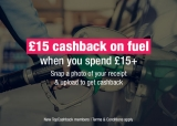 Free Fuel – TopCashBack New Members